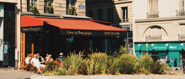 Trivia Night · French Food & Wine