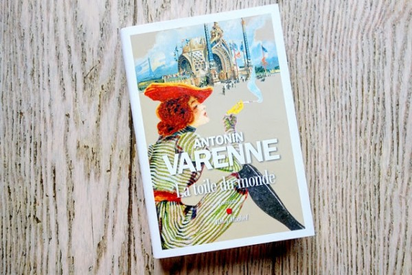 Café Littérature ·  La toile du monde par Antonin Varenne