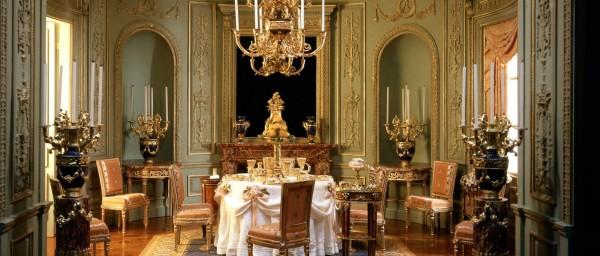 Art Exhibition: French Miniature Interiors