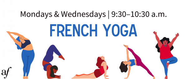French Yoga   Yoga en Français
