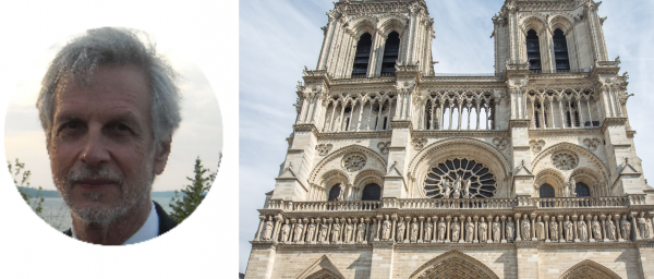 The rebuilding of Notre Dame de Paris