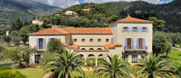 Chanel's Villa La Pausa Now and Then
