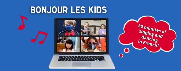 Bonjour Les Kids 08/04