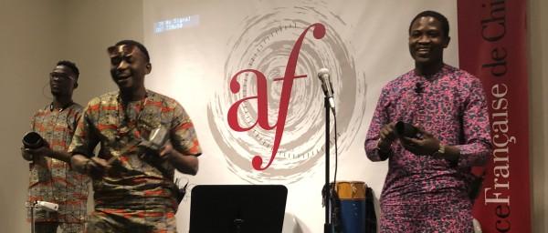 Africa: FrancoFun Music and Food