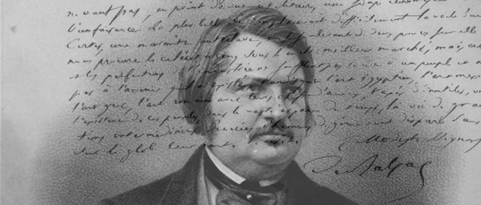 Le Colonel Chabert, Honoré de Balzac