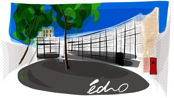 Echo: A Site-specific Installation and Architecture Exhibition