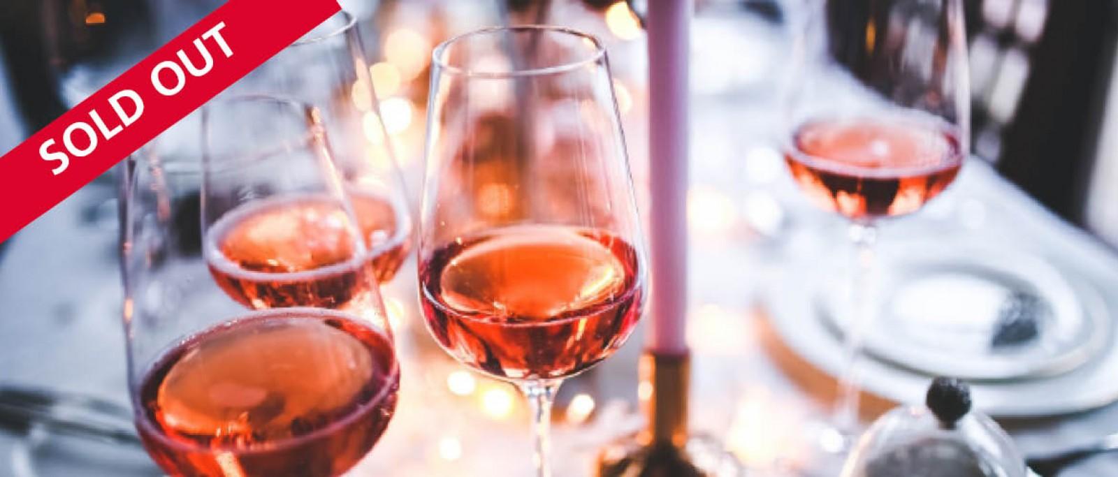 Taste and Toast : Tour de Rosé