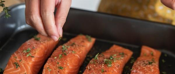 Wild about Salmon