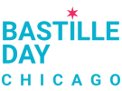 Bastille Day Chicago logo