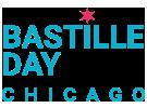 Bastille Day Chicago logo